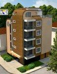 Двустаен апартамент, град София, Лозенец