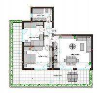 Тристаен апартамент, град Варна, кв. Трошево