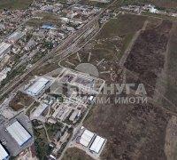 Парцел, град София, Военна рампа