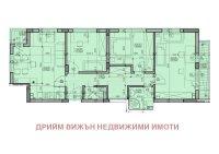 Четиристаен апартамент, град София, Манастирски ливади