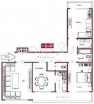 Четиристаен апартамент, град Бургас, кв. Лазур
