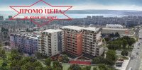 Тристаен апартамент, град Варна, кв. Бриз