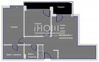 Three bedrooms Apartment, град София, Красно село