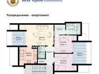 Тристаен апартамент, град София, Малинова долина